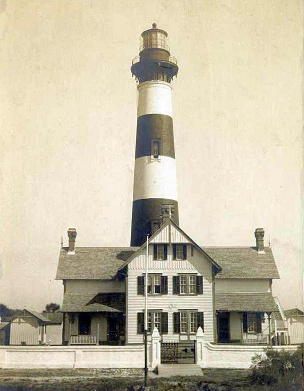 Morris Island Light House